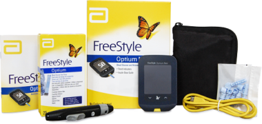 FREESTYLE OPTIUM KIT