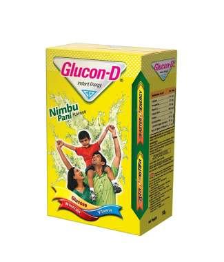 GLUCON-D NIMBU PANI POWDER
