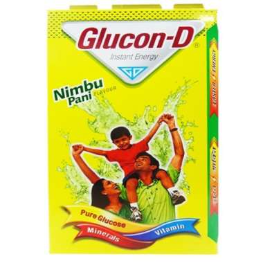 GLUCON D NIMBU PANI POWDER