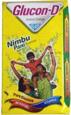 GLUCON D NIMBU PANI POWDER