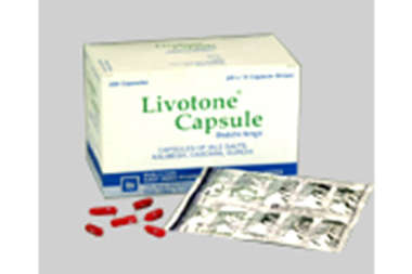 LIVOTONE CAPSULE