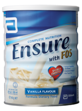 ENSURE FOS POWDER VANILLA