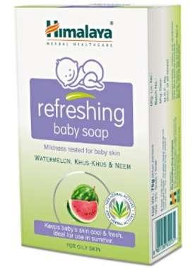 HIMALAYA REFRESHING SOAP