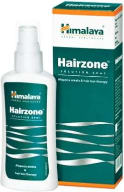 HIMALAYA HAIR ZONE SOLUTION