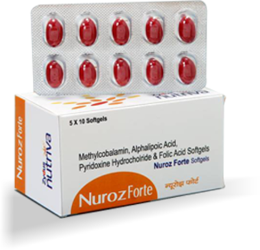 NUROZ FORTE SOFTGELS