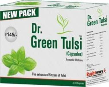 DR GREEN TEA CAPSULE