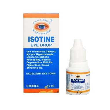 ISOTINE EAR DROP