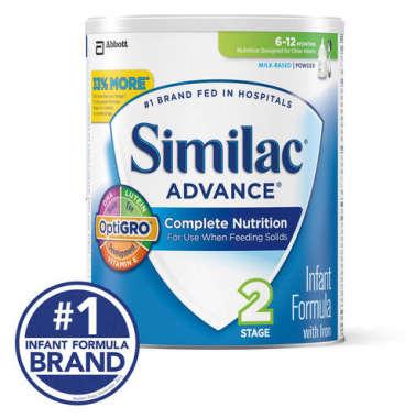 SIMILAC ADVANCE 2 POWDER