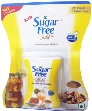 SUGAR FREE GOLD TABLET
