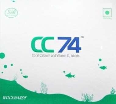 CC 74 TABLET