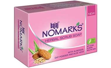 NOMARKS HERBAL SCRUB SOAP