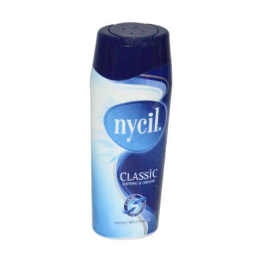 NYCIL CLASSIC  DUSTING POWDER
