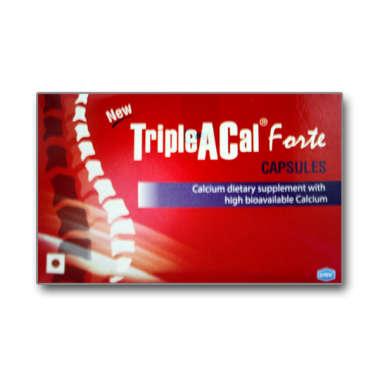TRIPLEACAL FORTE 300MG CAPSULE