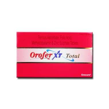 OROFER XT TOTAL TABLET