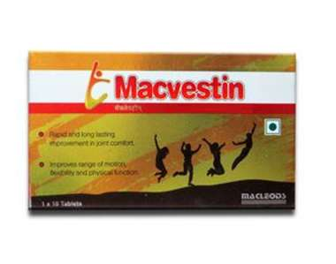 MACVESTIN 500MG TABLET