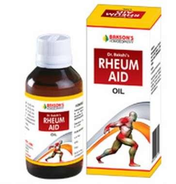 BAKSONS RHEUM AID OIL