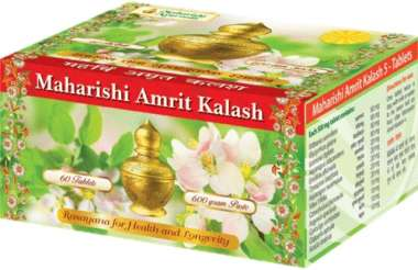 MAHARISHI AMRIT KALASH - DUAL PACK