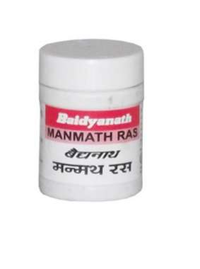 BAIDYANATH MANMATH RAS TABLET