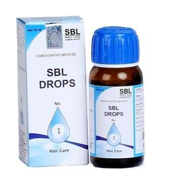SBL DROP NO. 1 HAIR CARE DROP