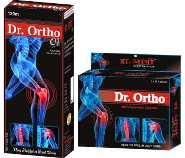 DR ORTHO AYURVEDIC OIL & CAPSULES (100+30)