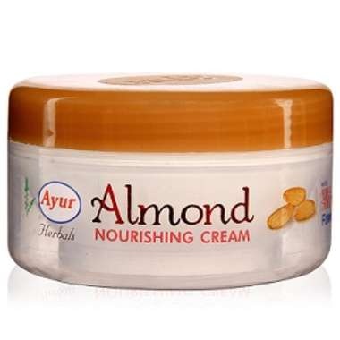 AYUR HERBAL ALMOND NOURISHING CREAM