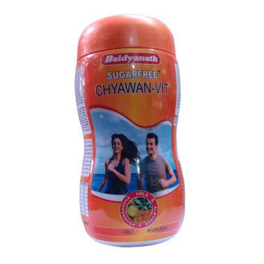 BAIDYANATH CHYAWAN VIT SUGARFREE CHYAWANPRASH