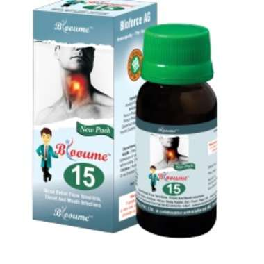 BLOOUME 15 - FIEBRISAN DROP