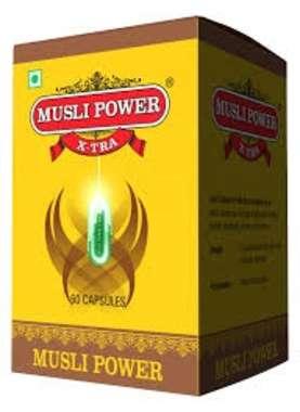 MUSLI POWER XTRA CAPSULE