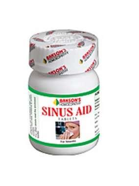 BAKSONS SINUS AID TABLET