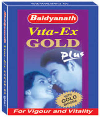VITA–EX GOLD PLUS CAPSULE