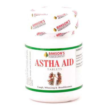 BAKSONS ASTHA AID TABLET