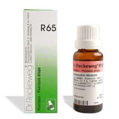 RECKEWEG R65 - PSORIASIS DROP