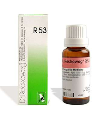 R53 ACNE VULGARIS AND PIMPLES DROP