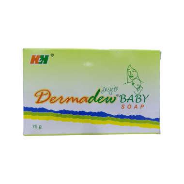 Dermadew Baby Soap Buy Dermadew Baby Soap 75 Gm Soap Pack