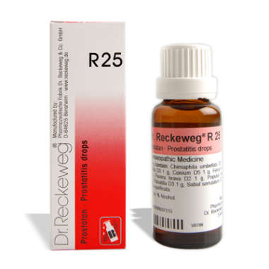 R25 PROSTATITIS DROP