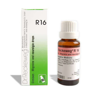 R16 MIGRAINE AND HEADACHE DROP