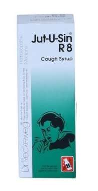 RECKEWEG R8 - COUGH SYRUP