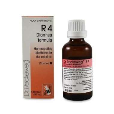 RECKEWEG R4 - DIARRHOEA DROP