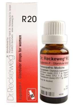 R20 GLANDULAR DROPS FOR WOMEN