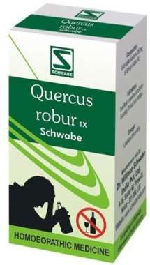 QUERCUS ROBUR 1X TABLET
