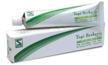 TOPI BERBERIS CREAM