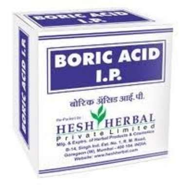 BORIC ACID I.P. POWDER