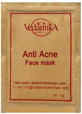 VEDANTIKA ANTI ACNE FACE MASK