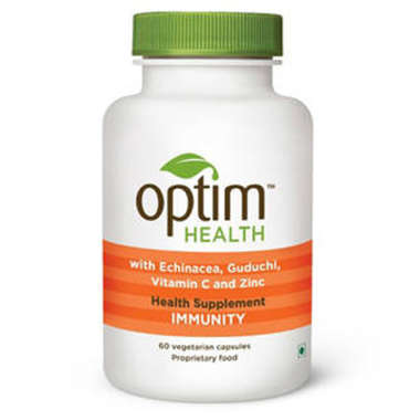 OPTIM HEALTH IMMUNITY CAPSULE