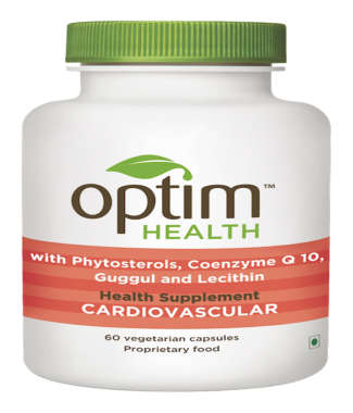 OPTIM HEALTH CARDIOVASCULAR CAPSULE