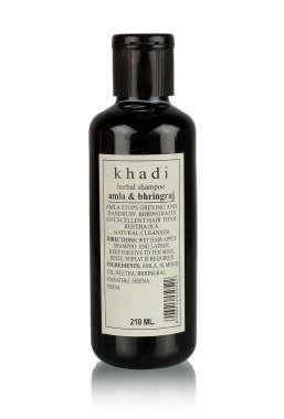 Khadi  Herbal Amla Bhringraj Shampoo