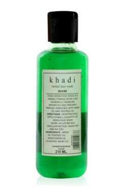 KHADI HERBAL NEEM FACE WASH