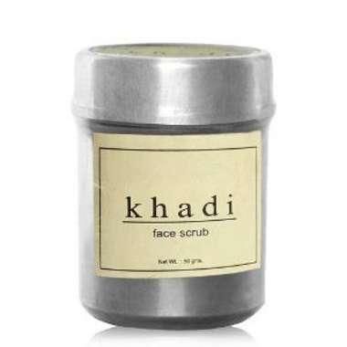 KHADI HERBAL SANDAL PAPAYA FACE SCRUB