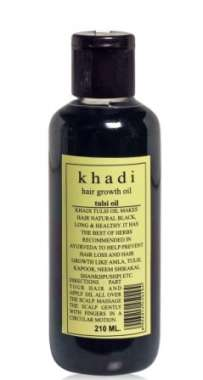 KHADI HAIR GROWTH TULSI OIL