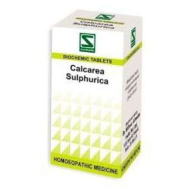 CALCAREA SULPH BIOCHEMIC TABLET